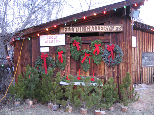Bellvue Gifts and Gallery store front